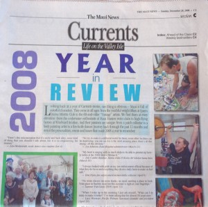 Maui News Year in Review